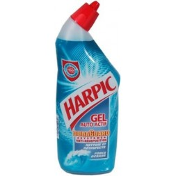 Harpic WC gel force oc