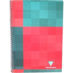 Cahier A4 Seyes