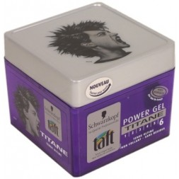 Gel Power Titane Tenue Ultime Taft 300ml