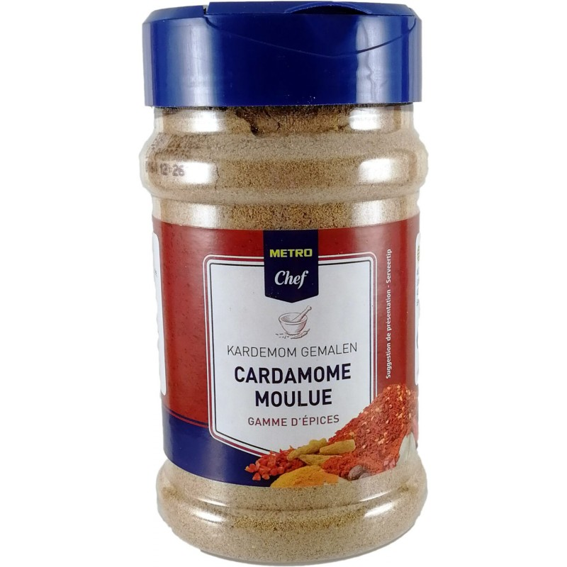 Cardamome moulue Metro Chef 140g