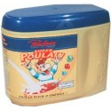 Super Poulain chocolate powder enriched with 4 vitamins and 3 min
