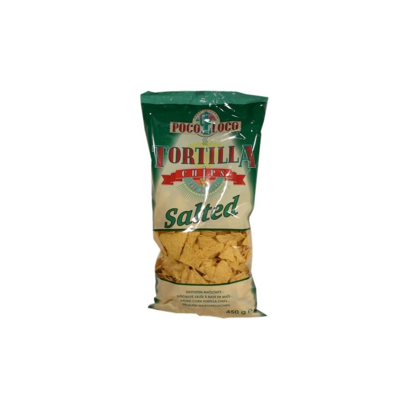 Tortilla Chips - patatine di mais