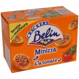 Crackers Minizza Belin 85g