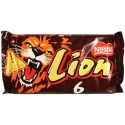 Lion - 6 bars of 45g 270g