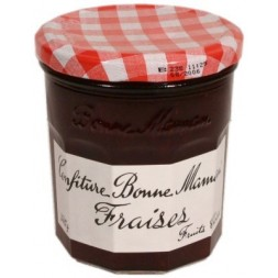 Bonne Maman strawberry jam 320g