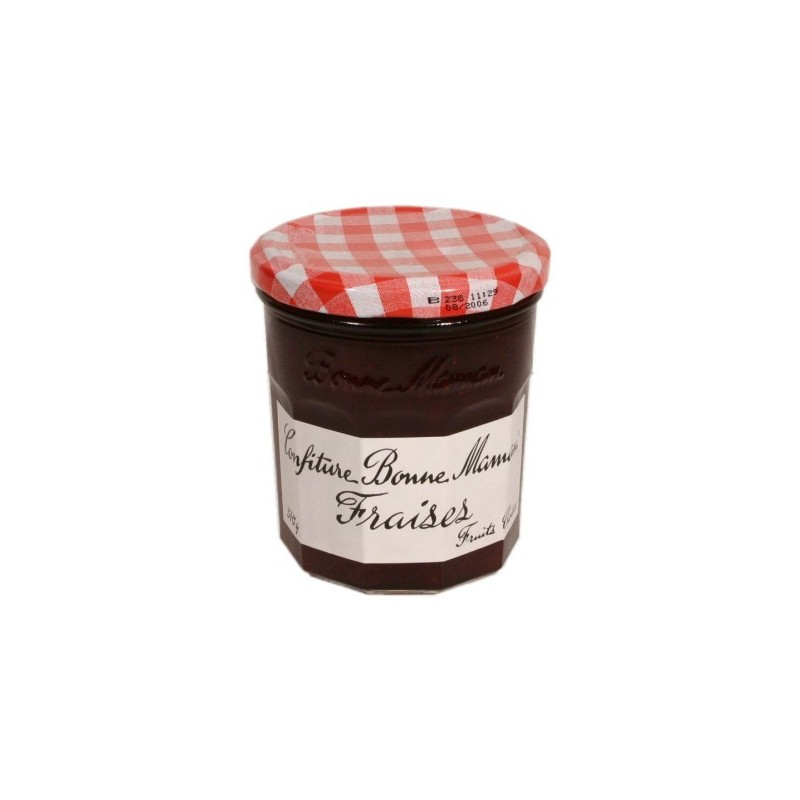 Bonne Maman strawberry jam 370g
