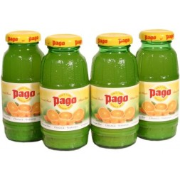 Mini Pago nectar d Orange - bottles with cap