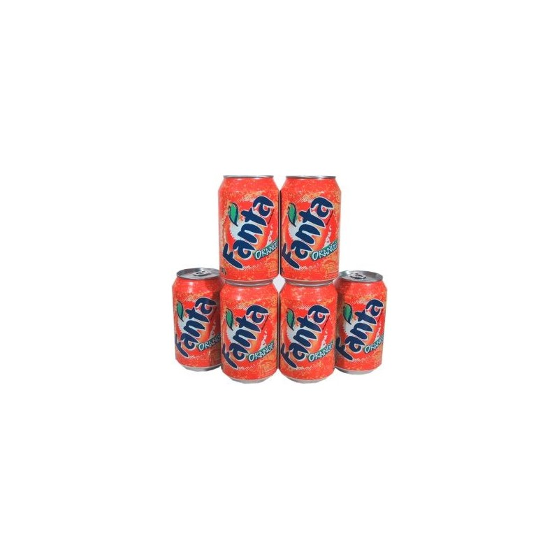 Fanta orange bo