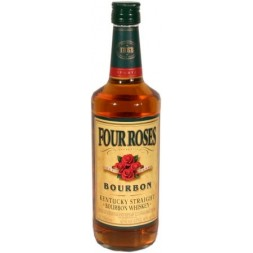 Bourbon Four Roses  Kentucky  8 ans 40° 0,7L