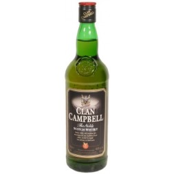 Clan Campbell 40° 0,7L