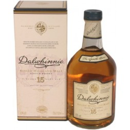 Whisky Dalwhinnie 15 ans 43° single malt .7L