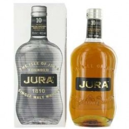 Whisky Isle of Jura 10 ans 40° 0,7L