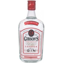 Gin Gibson s 37° 0,7L