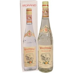 Williamine Morand 43° Fine Eau-de-vie poire Williams du Valais 0,7L
