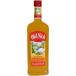 Old Nick Planteur Orange-punch au vieux rhum ambré 0,7L