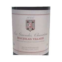 Beaujolais-Villages Vonnier rouge 0,75L