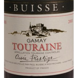 Gamay de Touraine Cuv