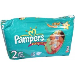 Pampers 3/6Kg mini 64U