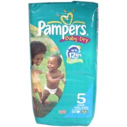 Pampers 11/25Kg junior  45U