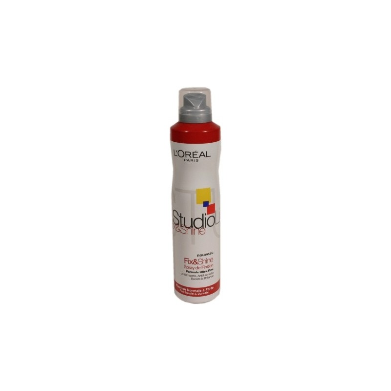Spray coiffant Fixation Normale