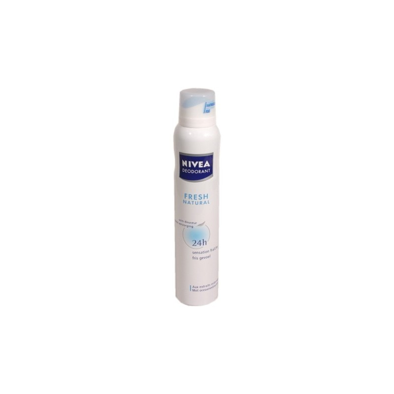 Nivea Fresh Natural longue dur