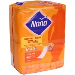 Nana maxi 6mm normal 18U