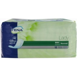 Tena Lady normal  fuites urinaires passagères  12U