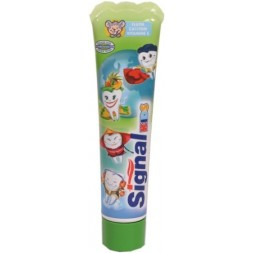 Dentifrice Enfants Signal Plus Kids 2 à 6 ans 50ml