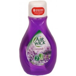 Air-Wick Mêche active 2 en 1 Touche Lavande 1U