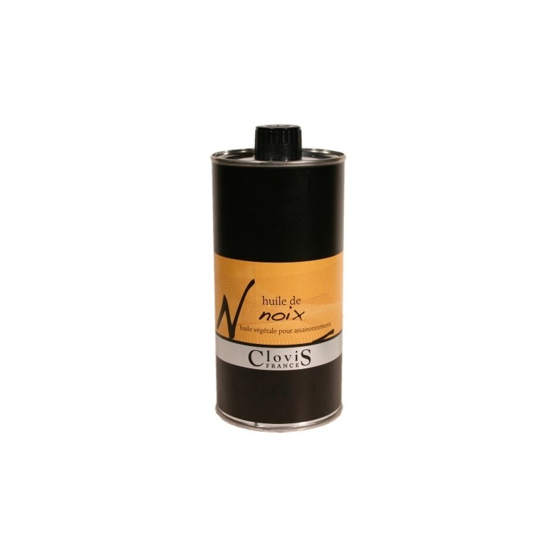 Clovis walnut oil - small tin m