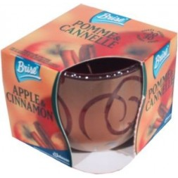 Bougie Brise Pomme & Cannelle 1U