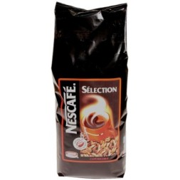 Collectivités:  Nescafé Selection café soluble - grand sachet 500g