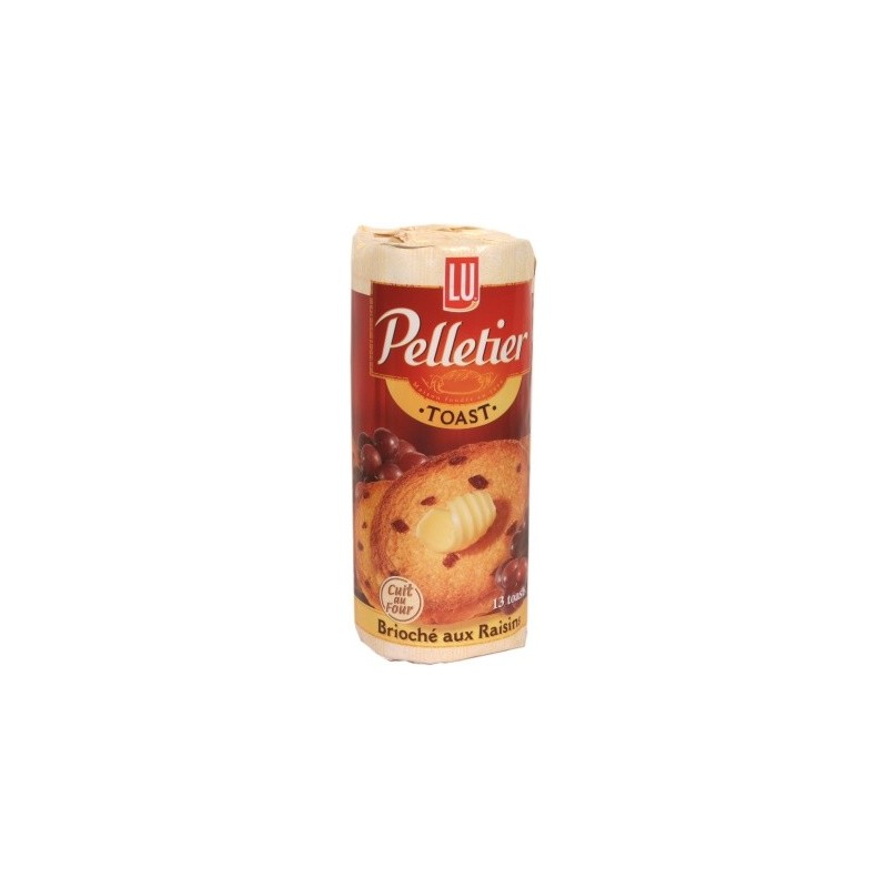 Pelletier Traubentoast LU 130g