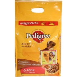 Pedigree Pal Adult - menu au b