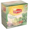 Lipton Pyramid Infusions Maroc Menthe et