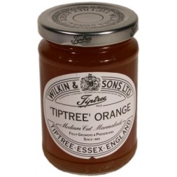 Marmelade d orange amères moyenne coupe Wilkin & Son Ltd 340g
