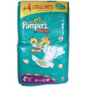 Pampers 9/20Kg maxi plus 58U