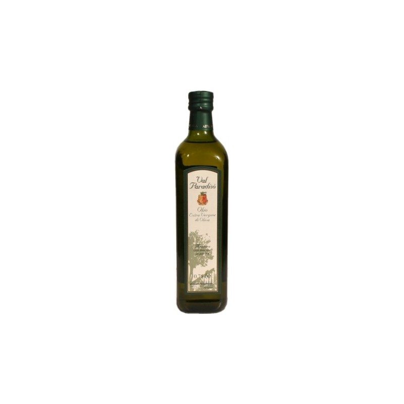 Huile d Olive vierge Val Paradiso (Italie) 0.75L
