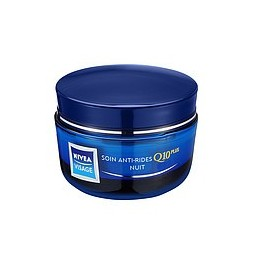 Nivea Anti-Rides Q10Plus Nuit- pot 50ml