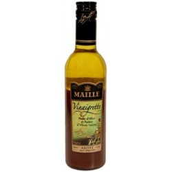 Vinaigrette Olive Oil and Black Olives Maille 360ml