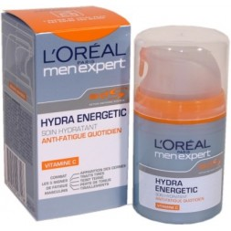 L Oréal Men expert Hydra Energetic Soin Hydratant anti-fatigue 50ml