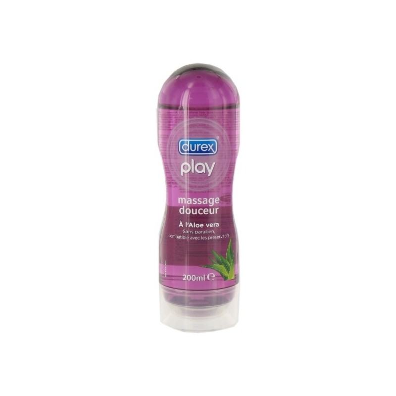 Gel de Massage Durex Play 200ml