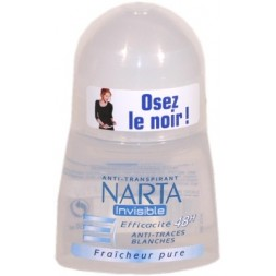 Déodorant bille anti-transpirant Narta 50ml