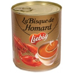 Liebig lobster bisque - bo