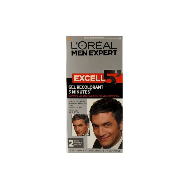 Gel Recolorant Excell L Or