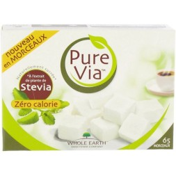 Pure Via with Stevia Extract - 65 pieces