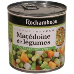 Rochambeau vegetable mix 400g