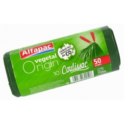 Alfapac Vegetal Origin 50L - 10 coulissac