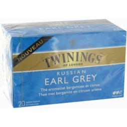 Twinings Russian Earl Grey - 20 sachets