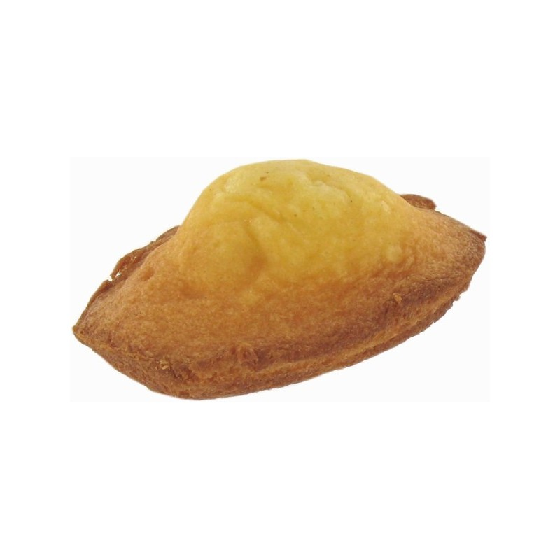 Madeleines pure butter from Commercy - individual sachets x12 300g